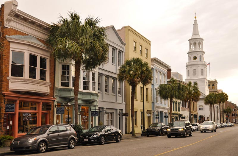 Tips For Moving To Charleston, South Carolina