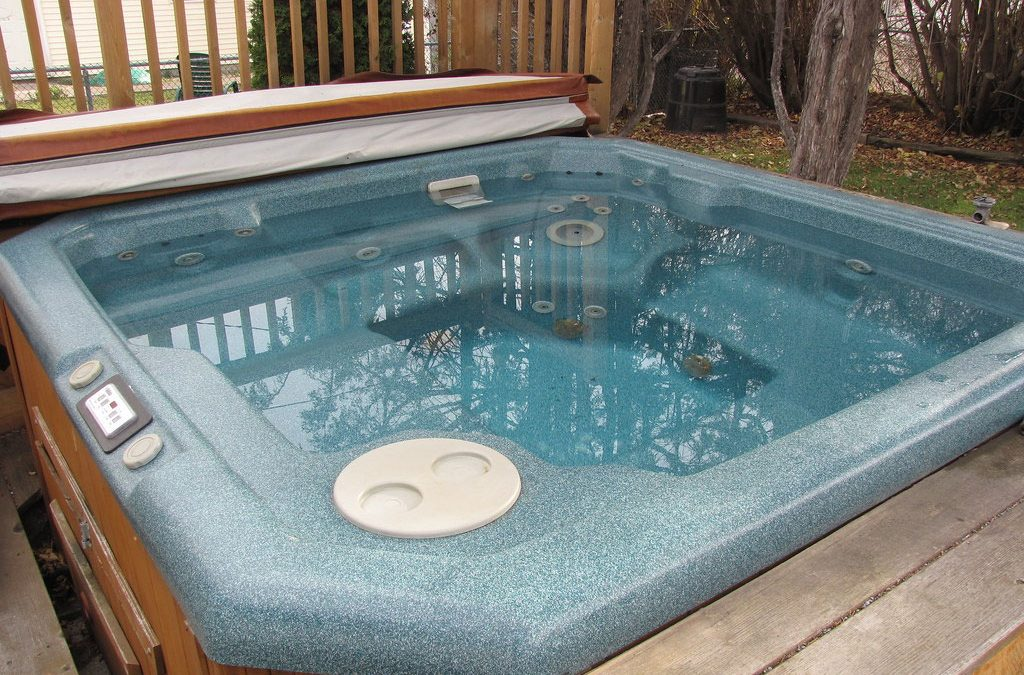Tips For Moving A Hot Tub
